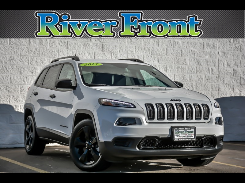 Pre-Owned 2017 Jeep Cherokee Altitude FWD