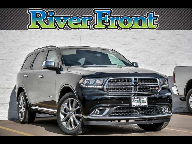 New 2019 DODGE Durango Citadel AWD