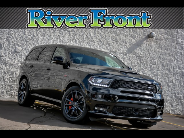 New 2018 DODGE Durango SRT AWD