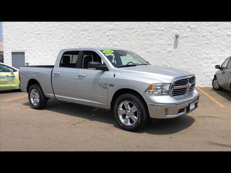 Pre-Owned 2019 RAM 1500 Classic Tradesman Crew Cab LWB 4WD
