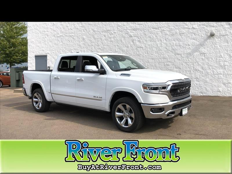 New 2020 RAM 1500 Limited Crew Cab SWB 4WD