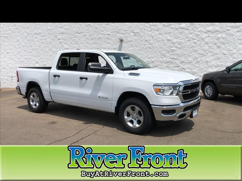 New 2019 RAM All-New 1500 Tradesman Crew Cab SB 4WD