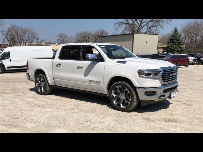 New 2019 RAM All-New 1500 Longhorn Crew Cab SWB 4WD