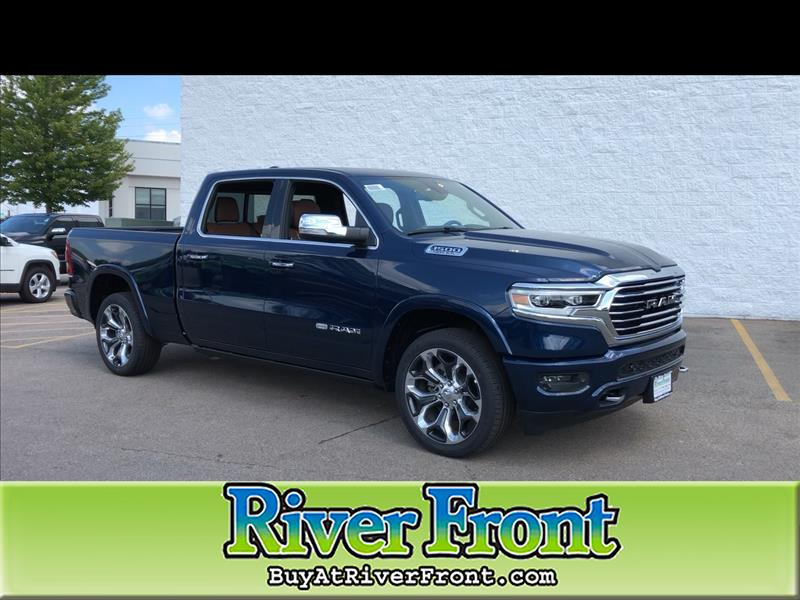 New 2019 RAM All-New 1500 Longhorn Crew Cab LWB 4WD