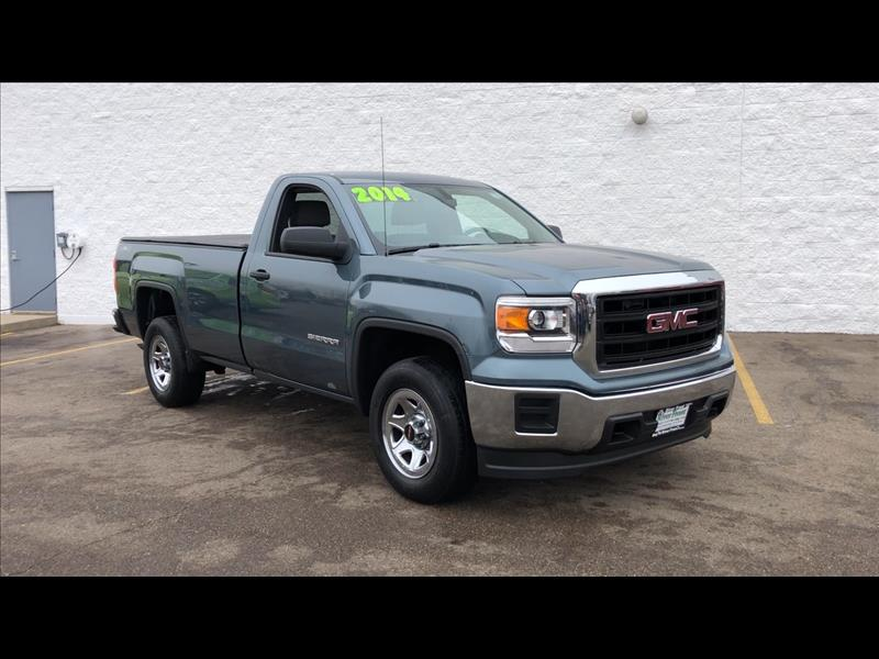 Pre-Owned 2014 GMC Sierra 1500 Base 4WD