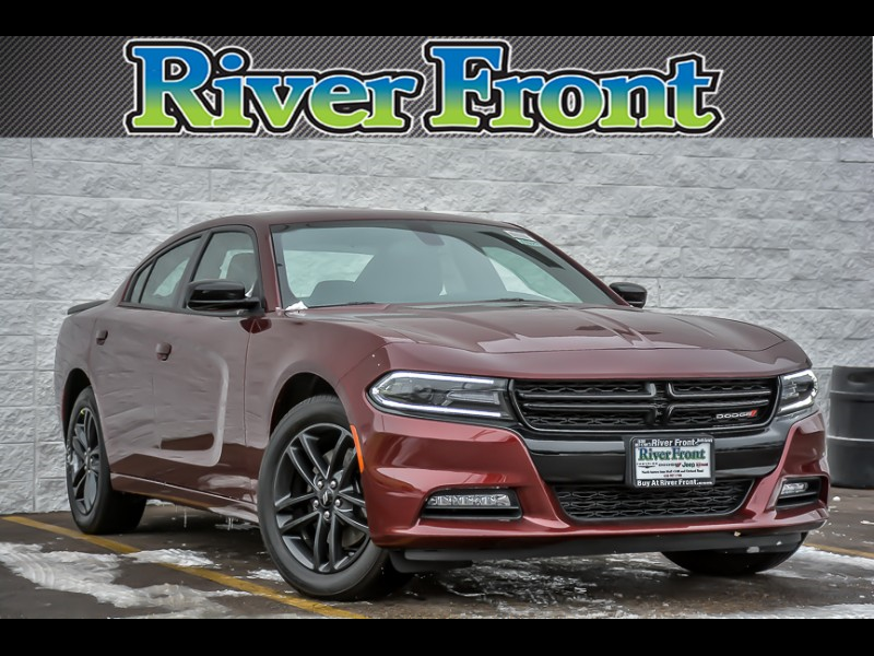 New 2019 DODGE Charger GT AWD