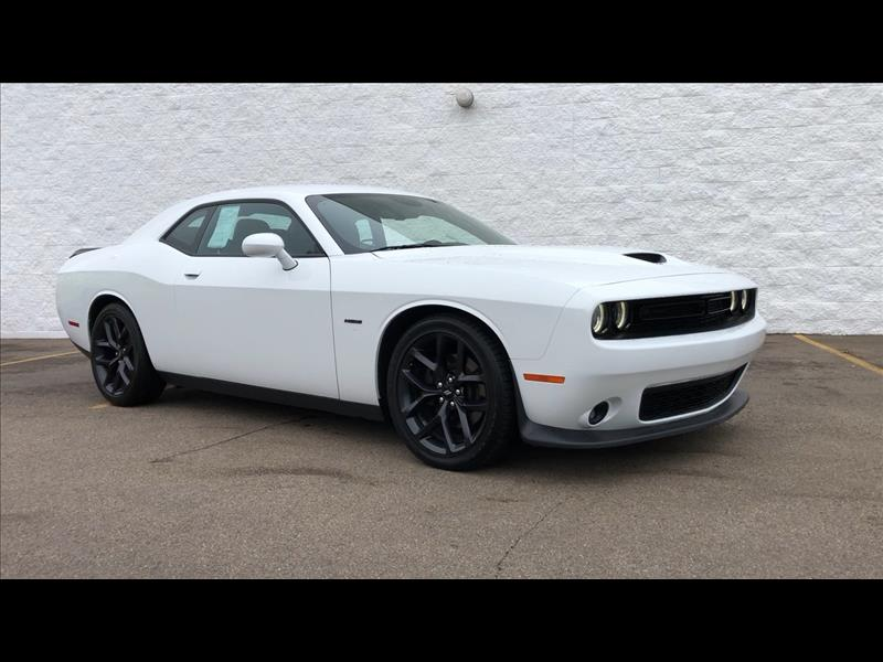 Pre-Owned 2019 Dodge Challenger R/T Plus