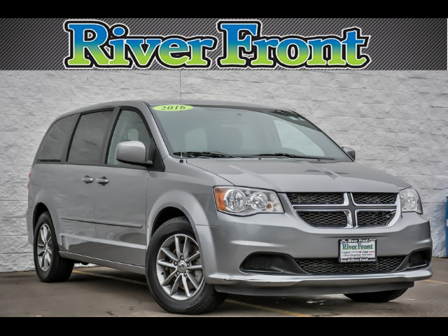 Certified Pre-Owned 2016 Dodge Grand Caravan 4dr Wgn SE Plus