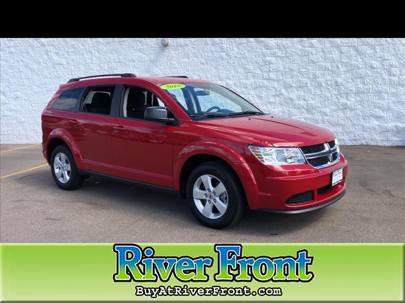Pre-Owned 2018 Dodge Journey FWD 4dr SE
