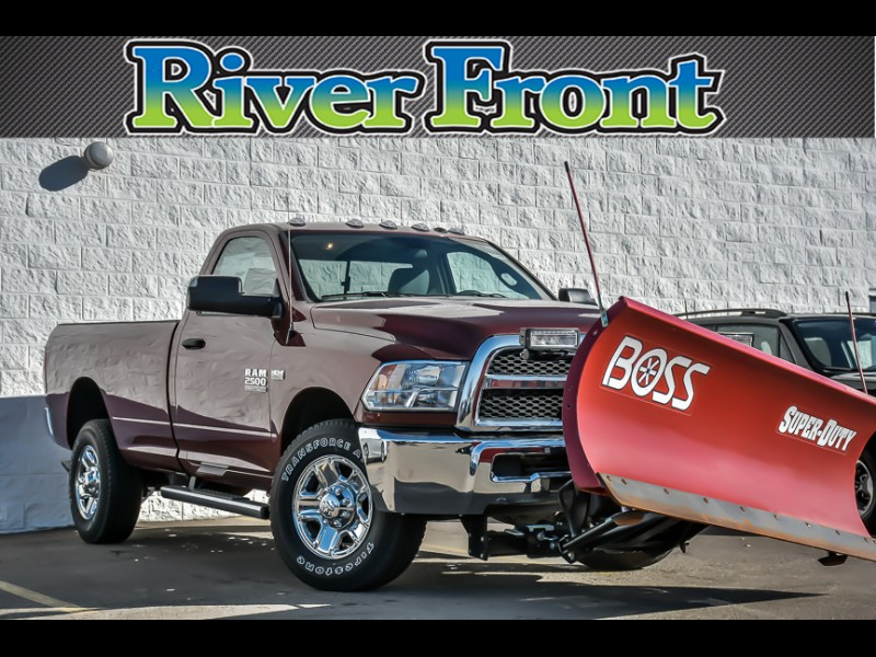 New 2018 RAM 2500 Tradesman Regular Cab 4WD