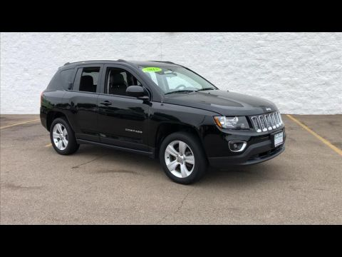 Pre-Owned 2015 Jeep Compass Latitude FWD