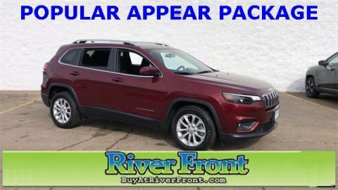 Certified Pre-Owned 2019 Jeep Cherokee Latitude FWD 4D Sport Utility