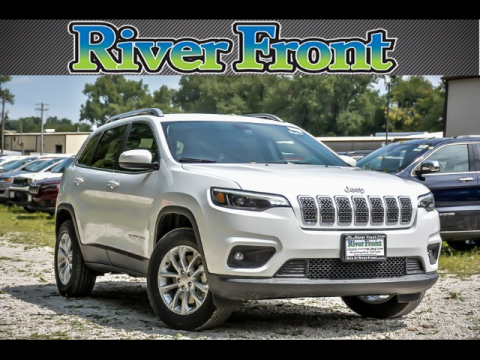 New 2019 JEEP Cherokee Latitude 4WD