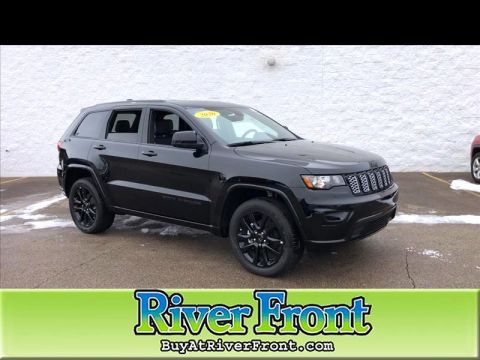 New 2020 JEEP Grand Cherokee With Navigation