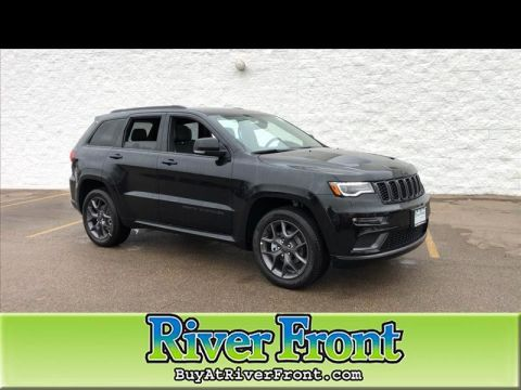 New 2020 JEEP Grand Cherokee Limited 4WD 4x4 Sport Utility