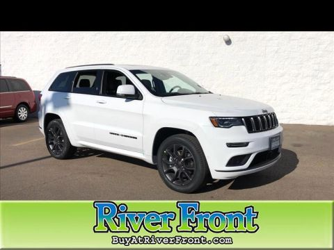New 2020 JEEP Grand Cherokee Overland 4WD