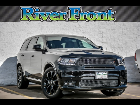 New 2019 DODGE Durango R/T AWD