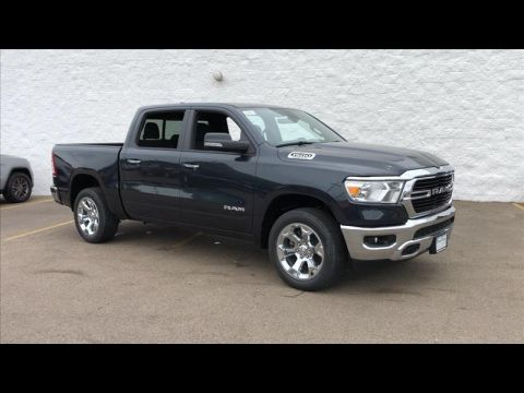 New 2019 RAM All-New 1500 Big Horn Crew Cab SWB 4WD