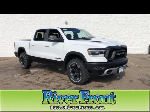 New 2019 RAM All-New 1500 Rebel Crew Cab SB 4WD