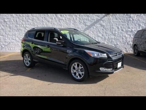 Pre-Owned 2014 Ford Escape Titanium FWD