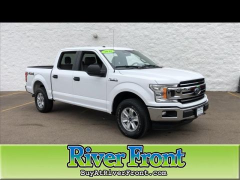 Pre-Owned 2018 Ford F-150 XLT SuperCrew 5.5-ft. Bed 4WD