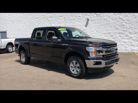 Pre-Owned 2018 Ford F-150 XLT SuperCrew 5.5-ft. Bed 2WD