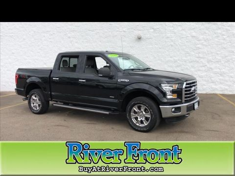 Pre-Owned 2015 Ford F-150 XLT SuperCrew 5.5-ft. Bed 4WD