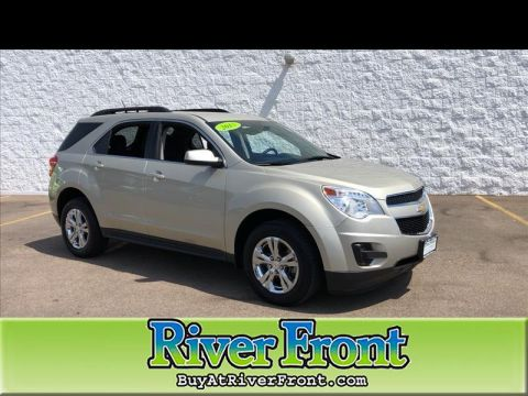 Pre-Owned 2015 Chevrolet Equinox 1LT 2WD