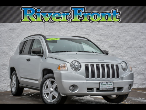 Pre-Owned 2008 Jeep Compass Sport 2WD