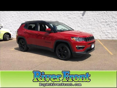 New 2020 JEEP Compass Latitude FWD FWD Sport Utility