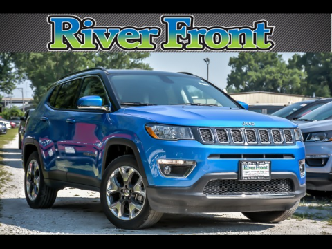 New 2018 JEEP Compass Limited FWD