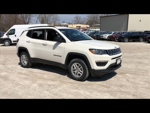 New 2019 JEEP Compass Sport 4WD