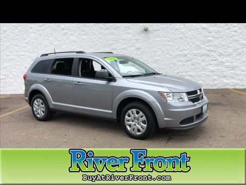 Pre-Owned 2018 Dodge Journey SE AWD