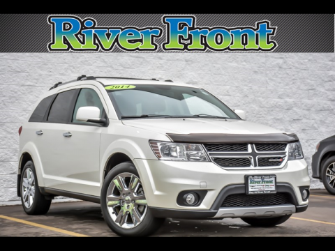 Pre-Owned 2014 Dodge Journey Limited AWD