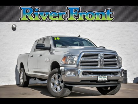 Pre-Owned 2016 RAM 3500 4WD Crew Cab 149 in Big Horn