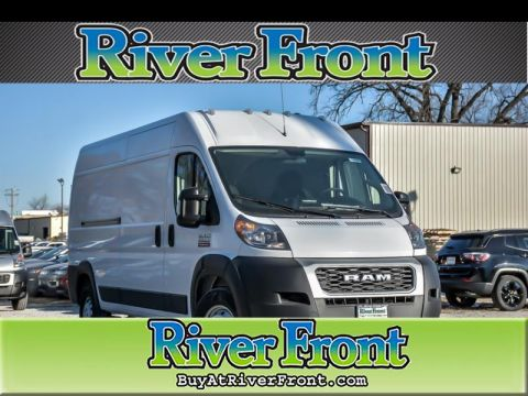 New 2019 RAM ProMaster 2500 High Roof Tradesman 159-in. WB