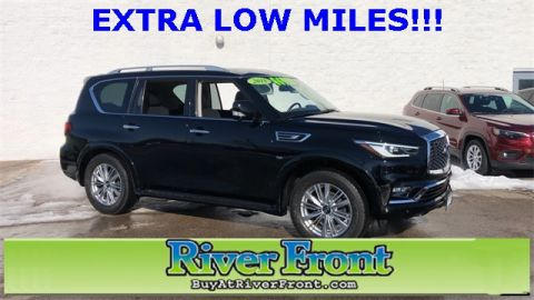 Pre-Owned 2018 INFINITI QX80 Base AWD