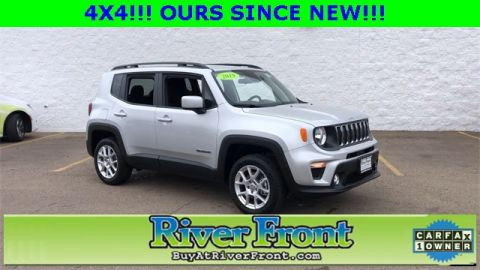 Pre-Owned 2019 Jeep Renegade Latitude 4WD