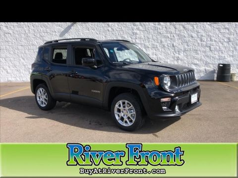 New 2019 JEEP Renegade Latitude 4WD